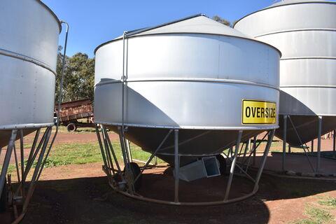 HE 30 tonne field silo (2014 model)