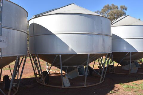 HE 30 tonne field silo (2009 model)