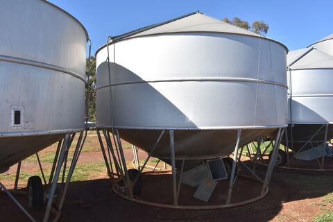 HE 30 tonne field silo (2008 model)