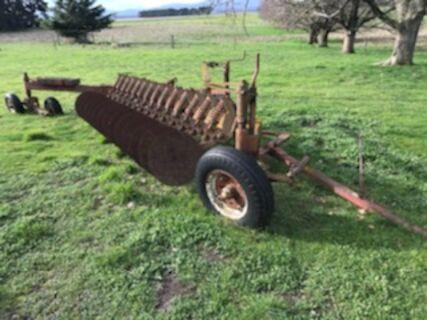 One way plough
