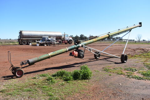 Fast Flow 40ft x 9 inch auger