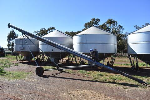 Grainline 40ft x 6 inch auger