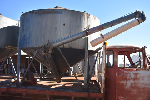 Parkes Steel grouper (front fold auger)