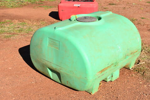 Rapid Spray 600 litre tank