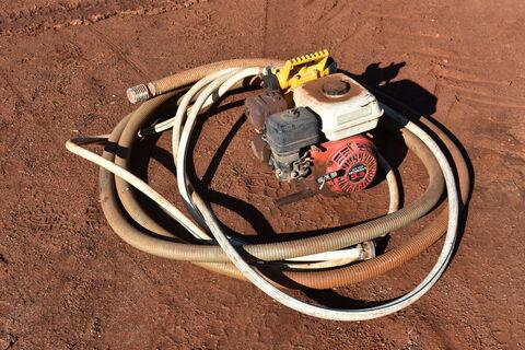 Davey firefighter pump