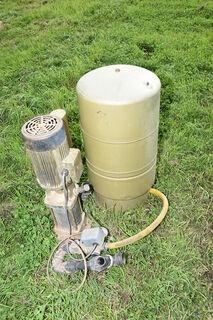 Grunfos Pump with Motor