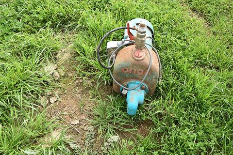 Onga farm pump