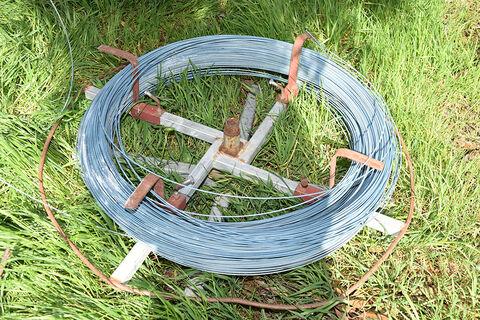 Wire & spinner
