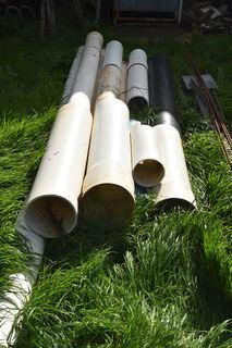 Qty PVC pipe