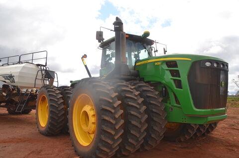 John Deere Tractor 9630