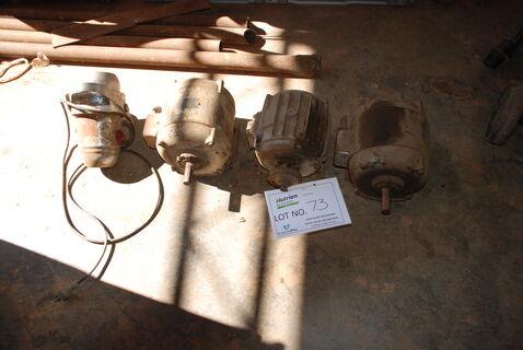 Miscellaneous electric motors