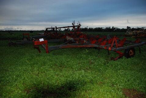 Friggstar 50ft chisel plow