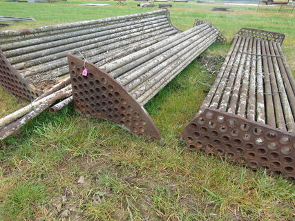 QTY PIPE - 14 FT X 2 INCH - BOILER PIPE