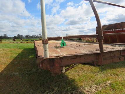 TRAILER - 37 Ft farm trailer