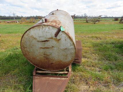 MOBILE FUEL TRAILER, Approx 250 gallon