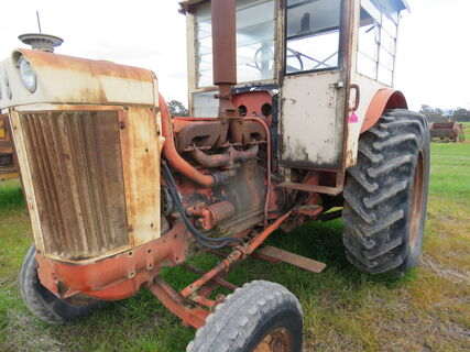 CASE TRACTOR - 930