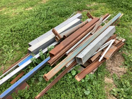 Mixed steel