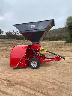 2235 Mainero Grain Bagger.