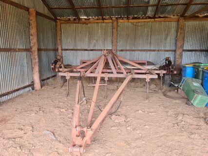 15 Tyne Agrow Plough