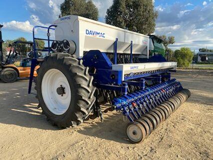 2017 Davimac TD24 Seed Drill