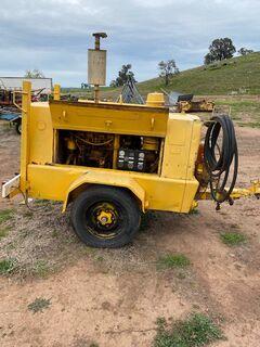 Diesel Air Compressor 2