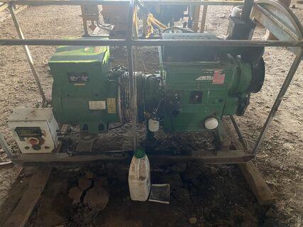 Hatz 3 Phase Diesel Generator