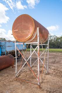 2200Ltr (500 gallon) overhead fuel tank