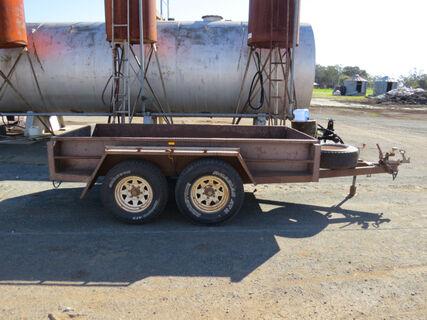 8ftx5ft Aust heavy duty trailer