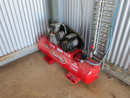 McMillan Truck Plus C16L-HP air compressor