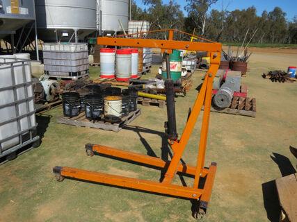 Workshop 2 tonne workshop crane
