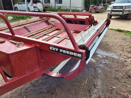 Ezy Feeder Bale Wagon