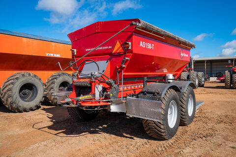 2018 Agri-Spread AS150T variable rate spreader