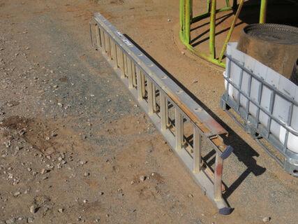 Bailey aluminium extension ladder