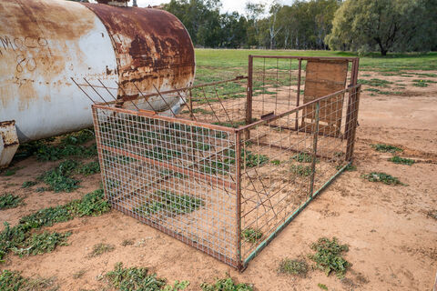 8ftx5ft stock crate