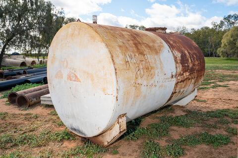 10,000Ltr (approx.) bulk diesel tank