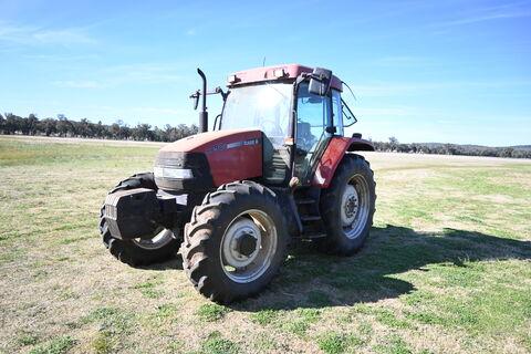 Case MX 90C Tractor