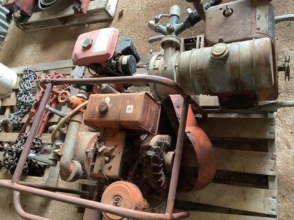 Petrol motor