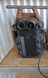 Kompressor 12 volt / 24 volt jump start pack