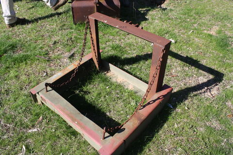 3PL drum or weight carrier