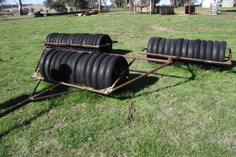 14' Tyre Roller