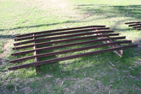 8' Cattle Grid
