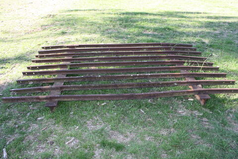 9' Cattle Grid