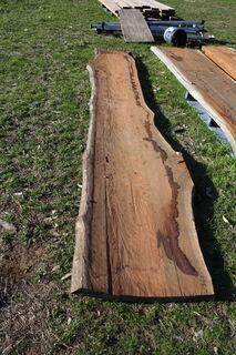 Ironbark slab