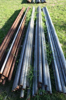 Cylinder pipe (4m) x 10