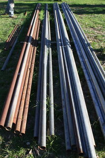 Cylinder pipe (4m) x 5