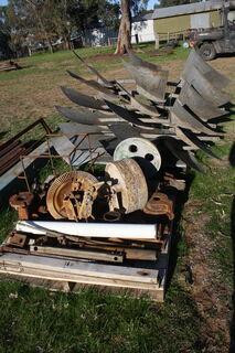Windmill fan & parts