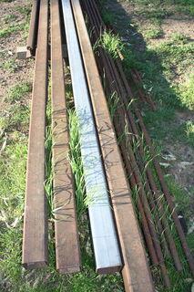 Square tubing (100mm) x 4
