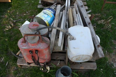 Assorted Equipment