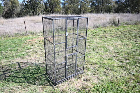 Bird Cage - larger