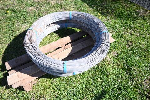 Plain Wire - 2 coils